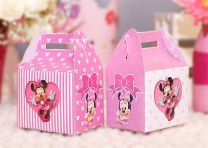 Hộp quà cảm ơn Minnie