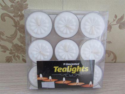 Nến trang trí sinh nhật tealights không mùi