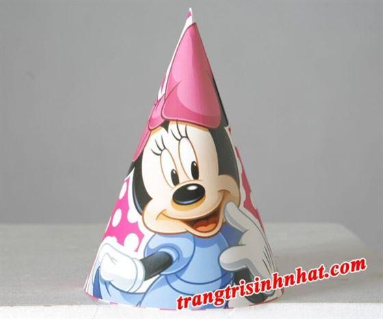Nón Sinh Nhật Minnie