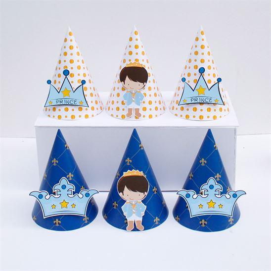Tem nón sinh nhật hoàng tử