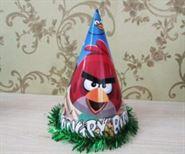 nón sinh nhật Angri Birds
