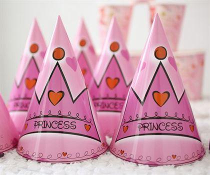 Nón sinh nhật công chúa