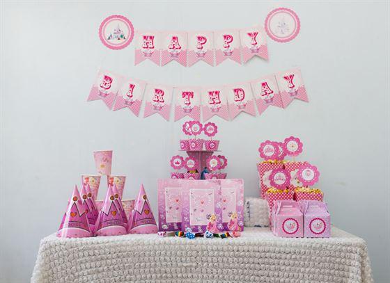 Phụ kiện sinh nhật gía rẻ