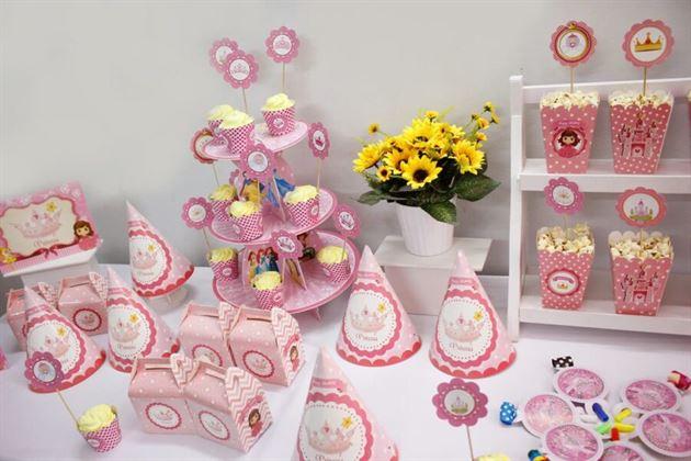 phụ kiện sinh nhật Minnie