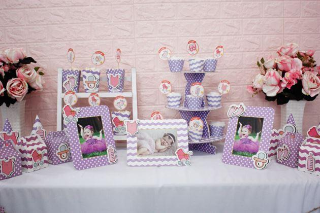 Full set trang trí sinh nhật
