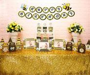 Set mini bé ong màu vàng đen