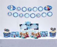 Set trang trí sinh nhật Frozen