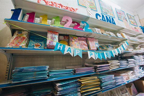 shop phụ kiện sinh nhật độc đáo