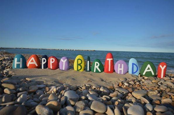 tổ chức sinh nhật tuyệt vời trên bãi biển