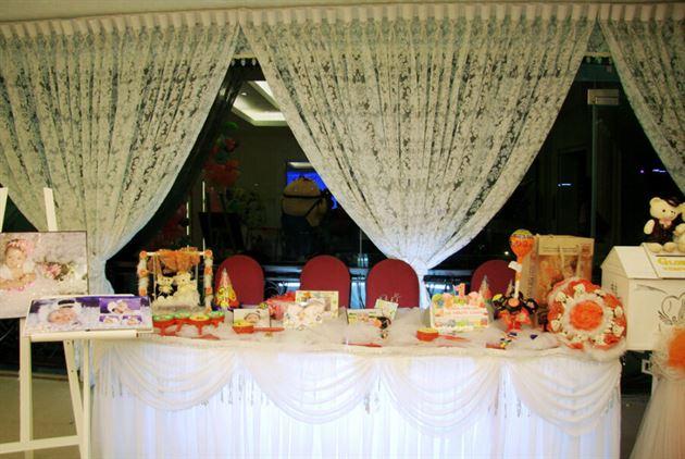 Trang trí bàn tiệc sinh nhật đẹp