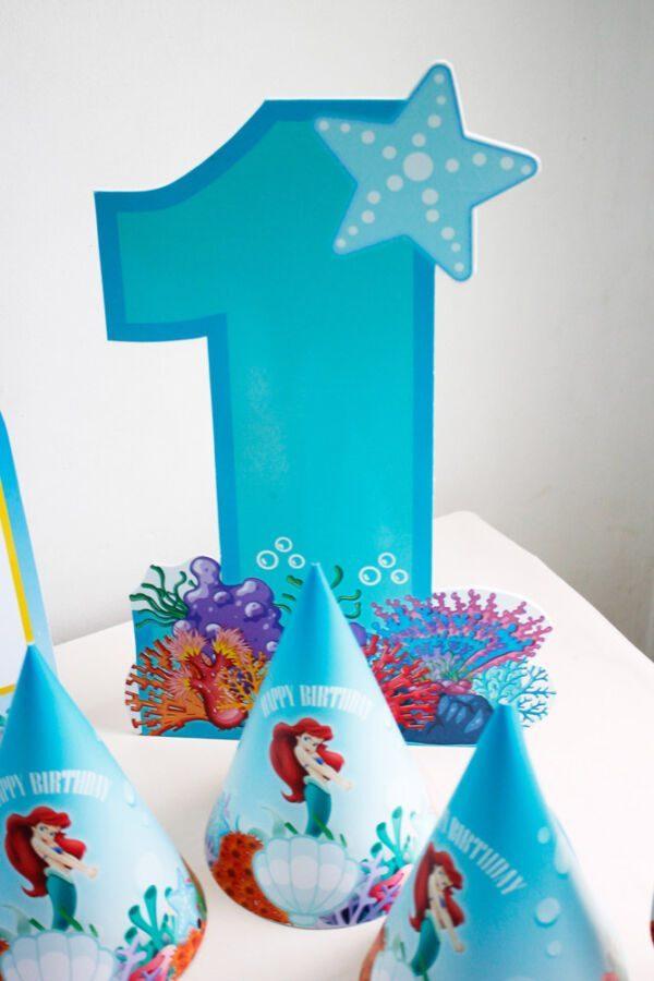 Cây số tuổi sinh nhật thôi nôi