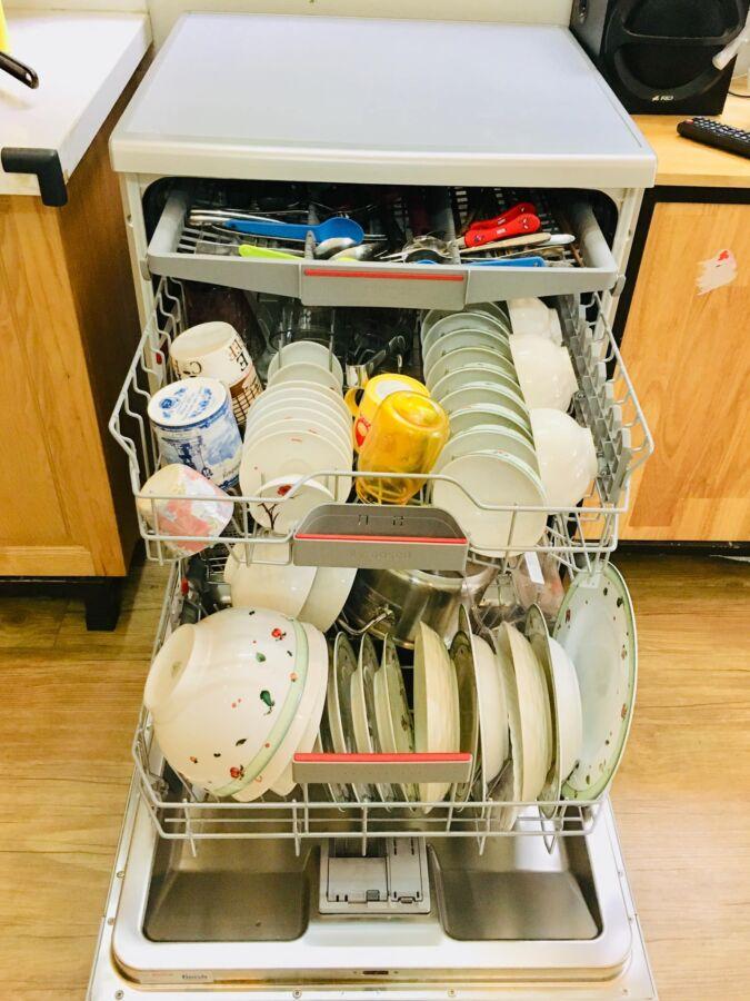 review máy rửa bát - bạn thân của bà nội trợ