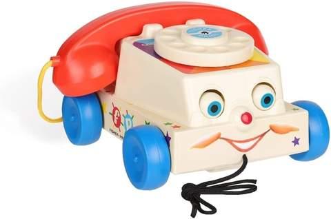 Điện thoại kéo đồ chơi Fisher Price