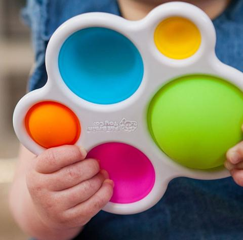 Đồ chơi Dimpl cho trẻ sơ sinh