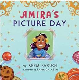 Bìa sách Amira's Picture Day