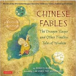 Bìa sách Truyện ngụ ngôn Trung Quốc