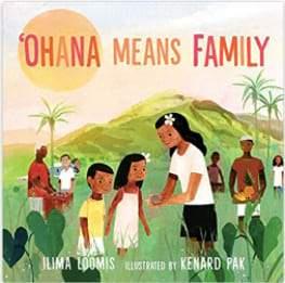 Bìa sách Ohana Means Family