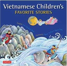 Bìa sách Những câu chuyện yêu thích của trẻ em Việt Nam