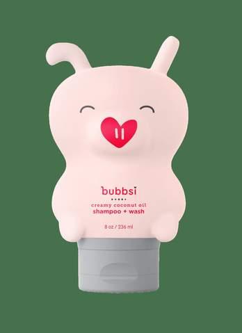 Hộp đựng dầu gội đầu trẻ em hình con lợn của Bubbsi