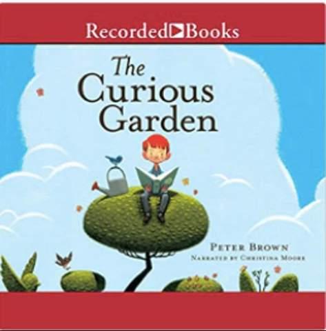 Bìa của The Curious Garden