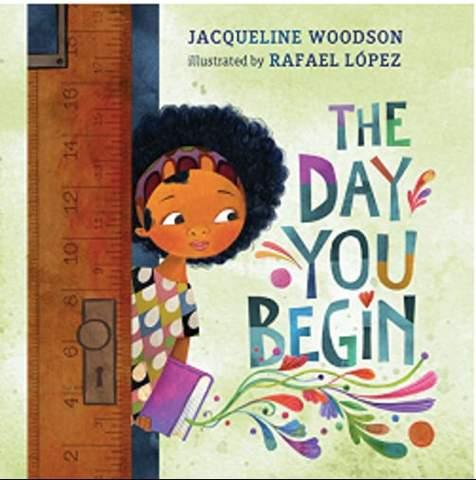 Bìa của Ngày bạn bắt đầu