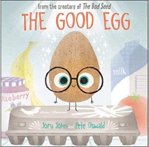 Bìa của quả trứng tốt