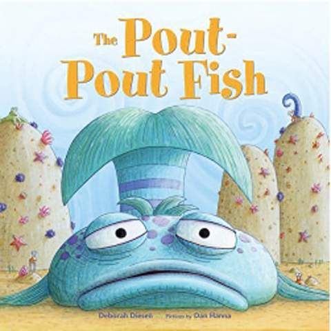 Cover of The Pout-Pout Fish