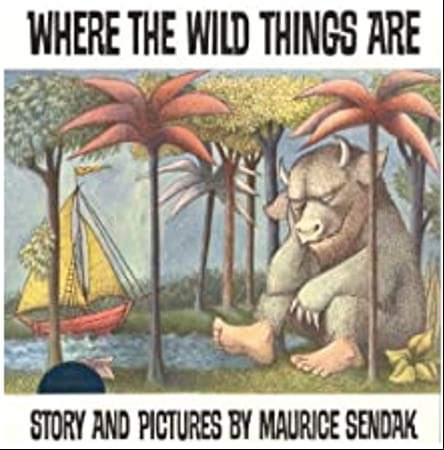 Bìa của Where the Wild Things Are