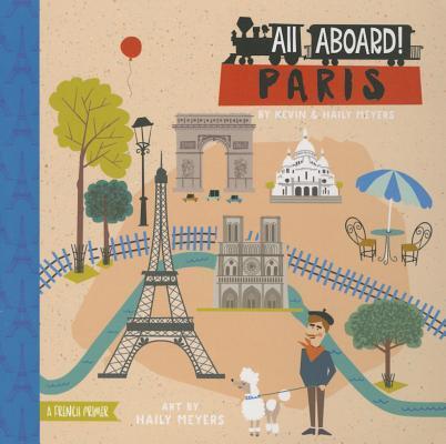 Sách thiếu nhi Pháp - All Aboard Paris