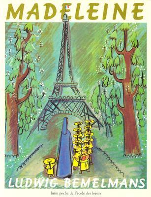 Sách thiếu nhi Pháp - Madeline