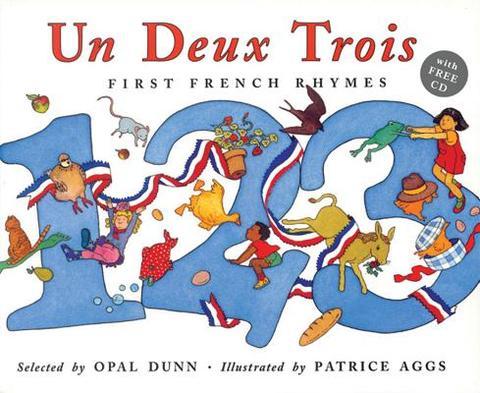 Sách thiếu nhi Pháp - Un Deux Trois