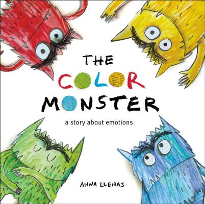 Bìa sách The Color Monster của Anna Llenas