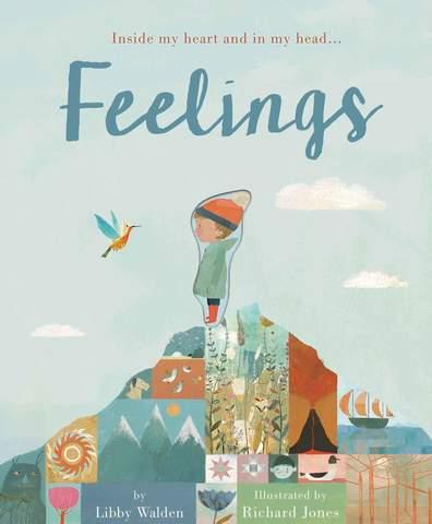 Bìa sách cảm xúc