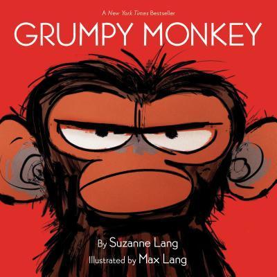 Bìa sách Grumpy Monkey
