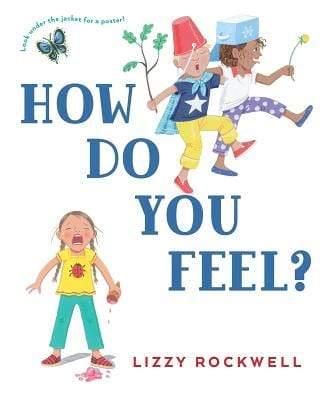 Bìa sách Bạn cảm thấy thế nào
