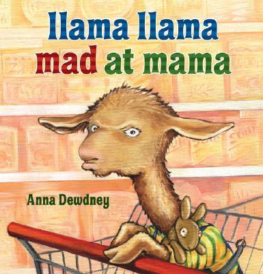 Bìa sách Llama Llama Mad at Mama