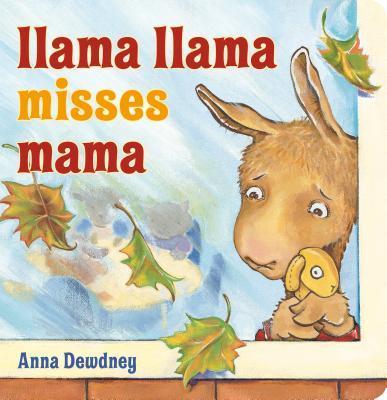 Sách Ngày đầu tiên đi học: Llama Llama Misses Mama