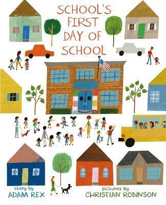 Ngày đầu tiên đến trường: Ngày đầu tiên đến trường