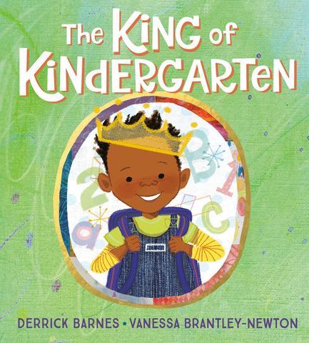 Sách Ngày Đầu Tiên Đi Học: Vị Vua Mẫu Giáo