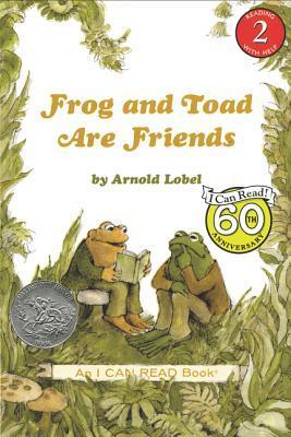 Sách tình bạn - Ếch và Cóc là bạn của nhau