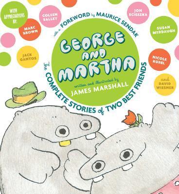 Sách về tình bạn - George và Martha