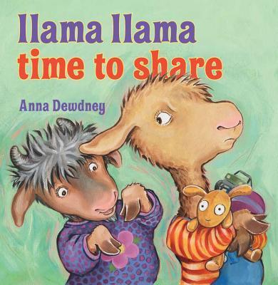 Sách về tình bạn - Llama Llama Time to Share
