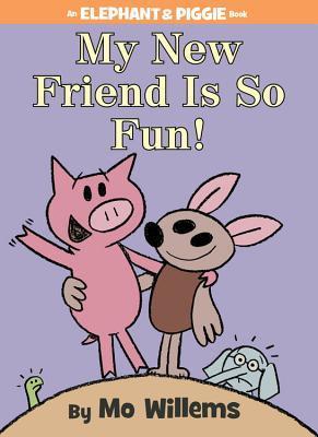 Sách về tình bạn - Người bạn mới của tôi thật thú vị
