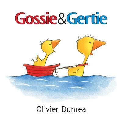 Sách về tình bạn - Gossie và Gertie