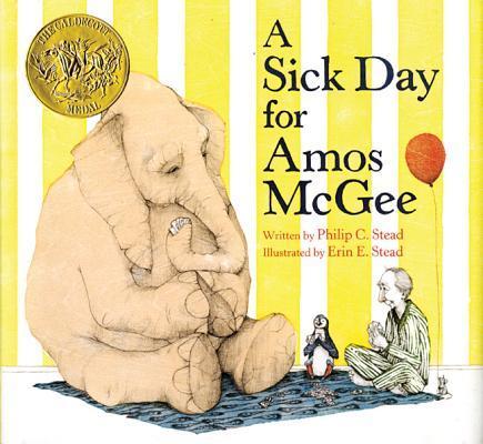 Sách về tình bạn - Ngày ốm cho Amos McGee