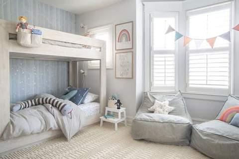 Phòng trẻ em chung có giường tầng