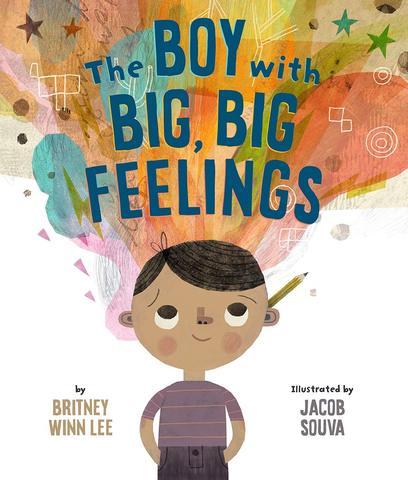 Bìa sách The Boy With Big Big Feelings